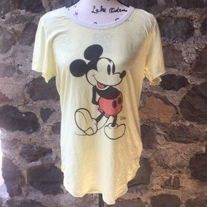 Junk Food Mickey Mouse tee size Large